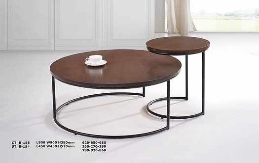 MX(B155/54) 2in1 Coffee Table Set