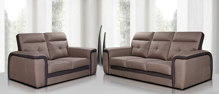 Dustin 3 Seater Sofa