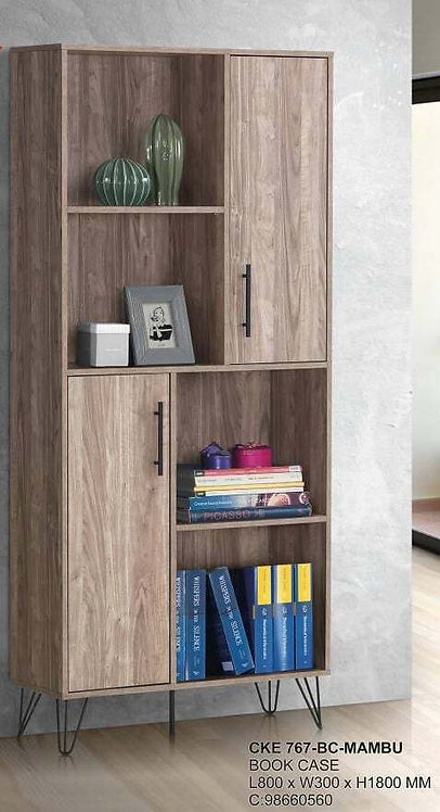 767 Mambu Book Cabinet