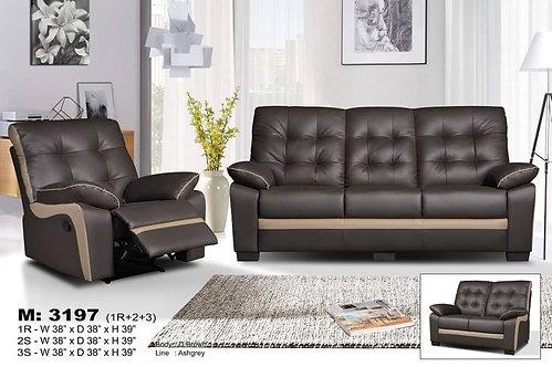 WM3197 3 Seater Sofa