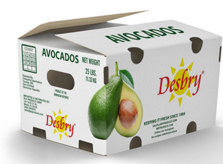 Carton advancements double avocado shelf life for WP Produce