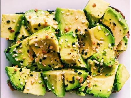 Avocado toast 😋 Recipe BELOW