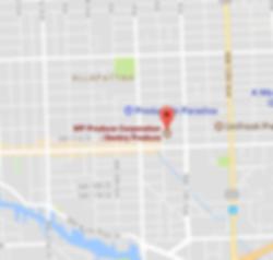 Google Map Image of WP Produce Location