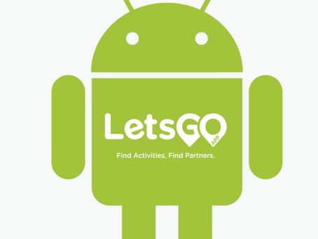 LetsGO Launches on Android in Beta!