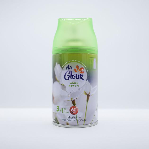 Air glour white flowers 250ml