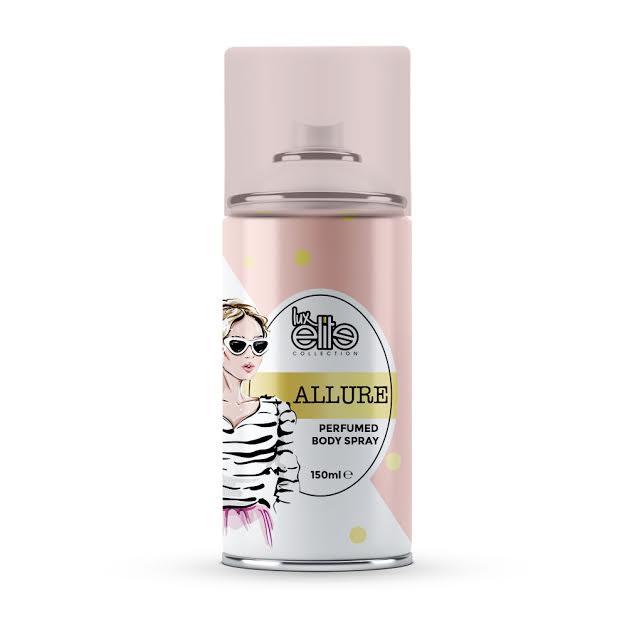 lux elite deodorant allure 150ml