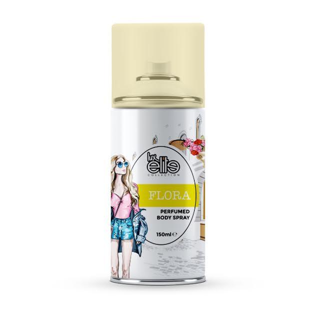 lux elite flora deodorant 150ml