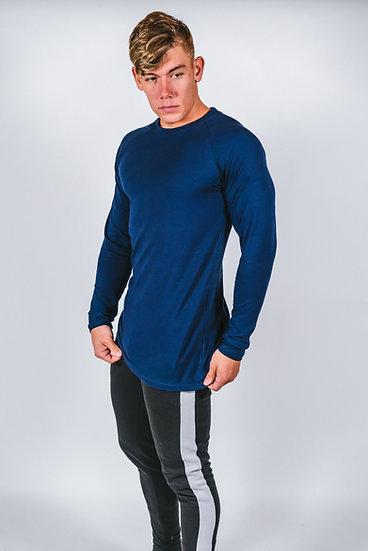 "Legacy ""Navy Blue"" Long Sleeve Shirt"