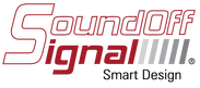 Sound Off Signal Logo