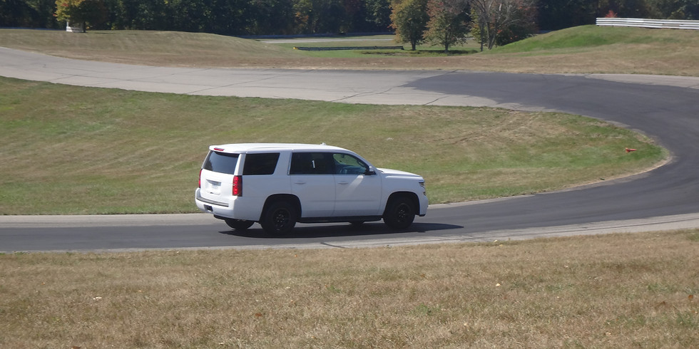 Michigan State Police Vehicle Tests