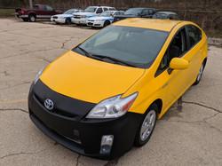 Toyota Prius taxicab