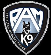 Ray Allen K9 Logo