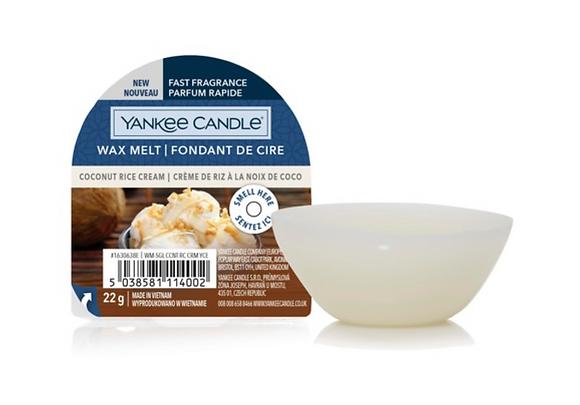 Coconut Rice Cream (Tart)