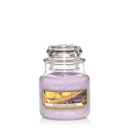Lemon Lavender (Candela in giara piccola)