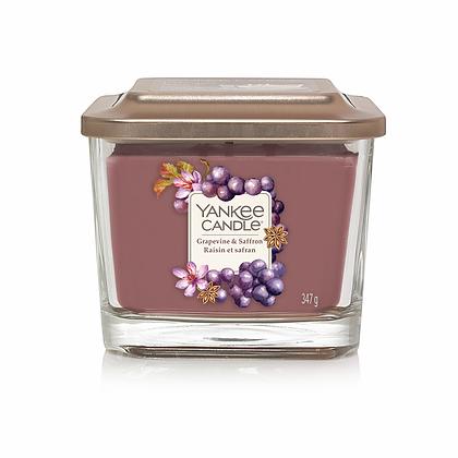 Grapevine & Saffron (Candela in giara media)