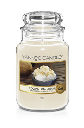 Coconut Rice Cream (Giara grande)