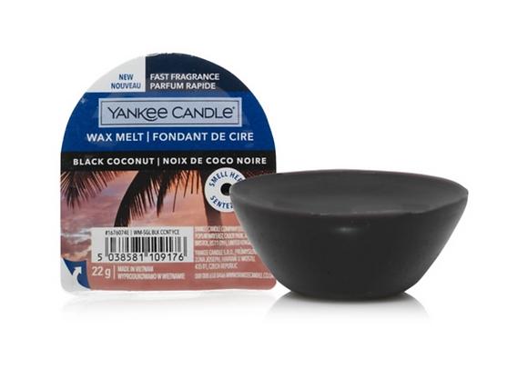 Black Coconut (Tart)