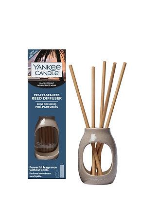 Diffusore con bastoncini profumati Embossed - Black Coconut