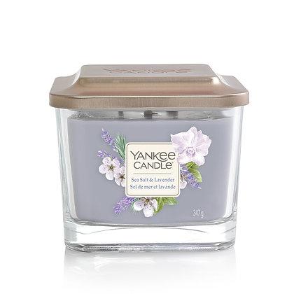 Sea Salt & Lavender Candela - Giara Media