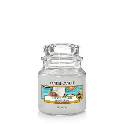 Coconut Splash (Candela in giara piccola)