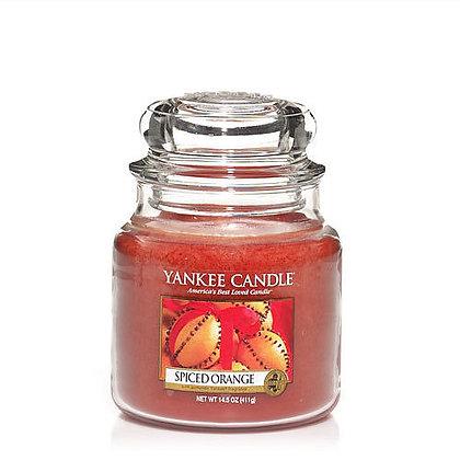 Spiced Orange (Giara media)
