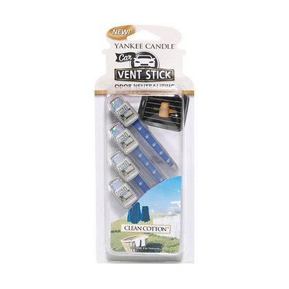 Clean Cotton® (Stick per auto)