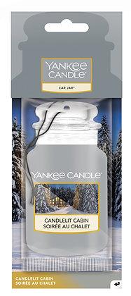 Candlelit Cabin Car Jar® (Singolo)