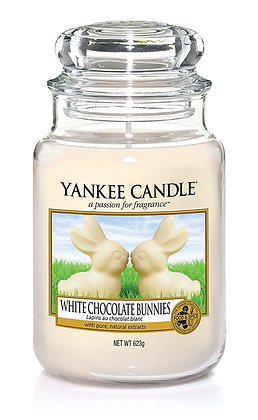 White Chocolate Bunnies (Giara grande)