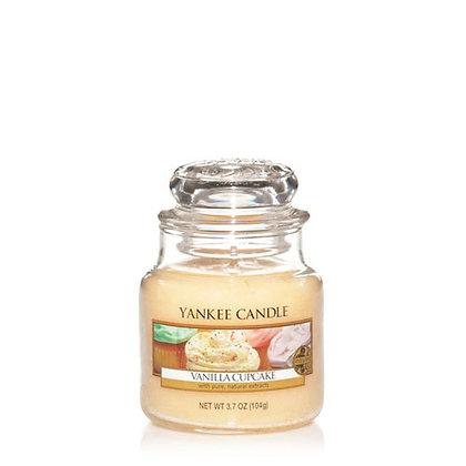 Vanilla Cupcake (Candela in giara piccola)