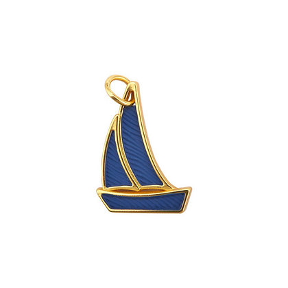 Sailboat (Charming Scents Charm)
