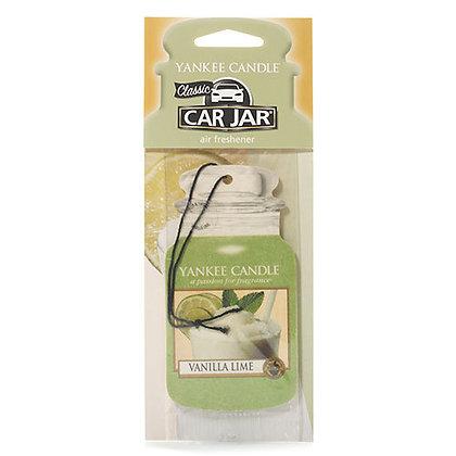 Vanilla Lime Car Jar® (Singolo)