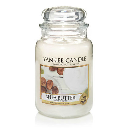 Shea Butter (Candela in giara grande)