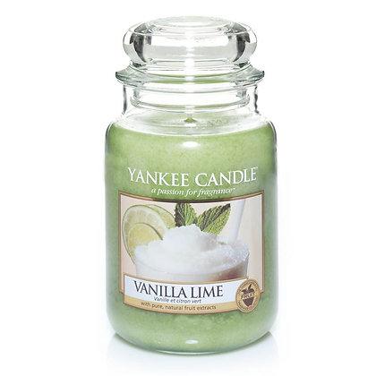 Vanilla Lime (Giara grande)