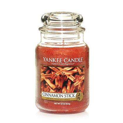 Cinnamon Stick (Candela in giara grande)