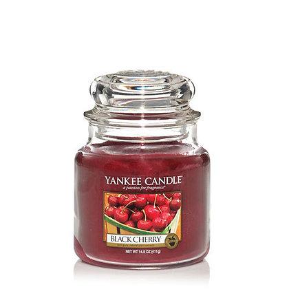 Black Cherry (Candela in giara media)