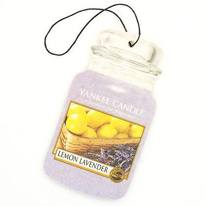 Lemon Lavender Car Jar® (Singolo)
