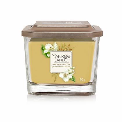 Jasmine & Sweet Hay (Candela in giara media)