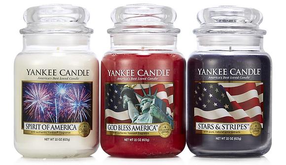 Spirit Of America - God Bless America - Stars & Stripes (Giare grandi)