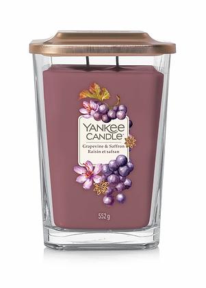 Grapevine & Saffron (Candela in giara grande)