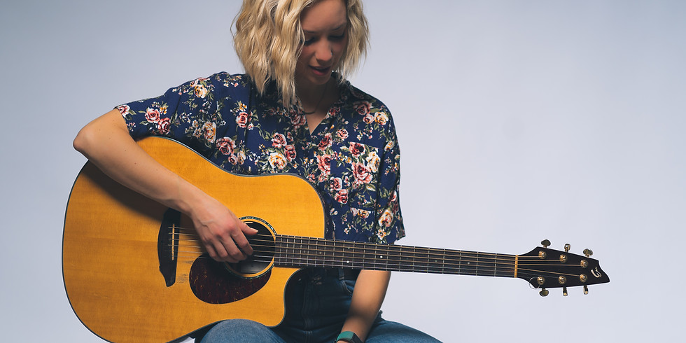 Bekah Brudi and Nate Veldhoff at Whole Hearted Winery