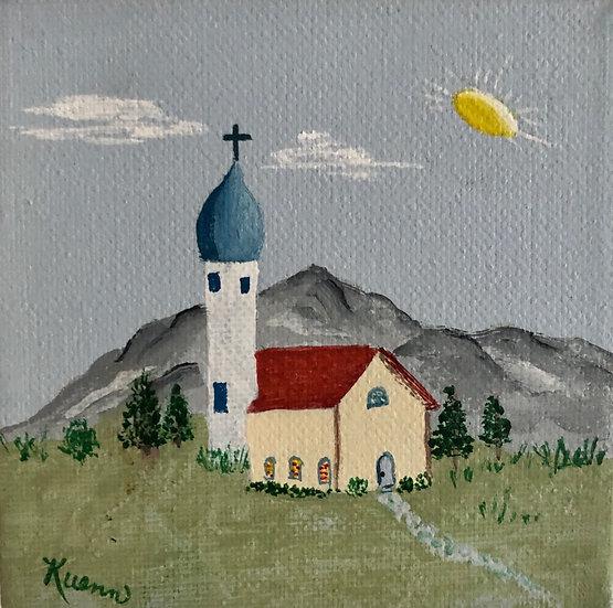 Yellow Church 34