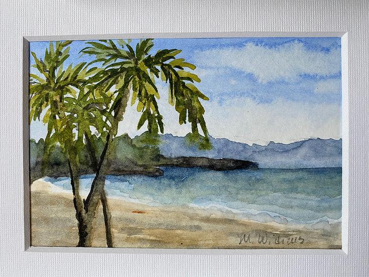 On A Beach Somewhere