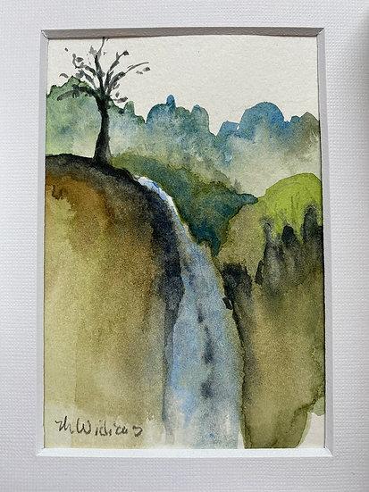 Wonky Waterfall
