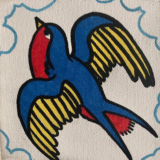 Blue Bird 9
