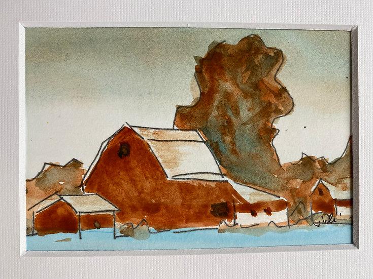 Copper Barn