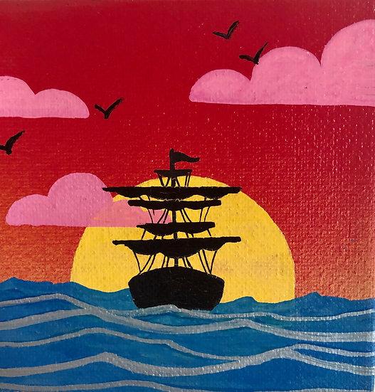 Anchors Away 16