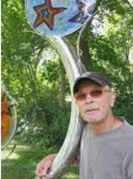 Artist Joel Pfeiffer – Sculpture Garden & Studio Tour, 2 beverage tickets