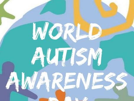 April 2, 2018: World Autism Awareness Day