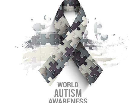 World Autism Awareness Day: April 2, 2019