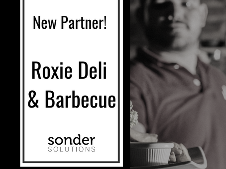New Partner - Roxie Deli & Barbecue